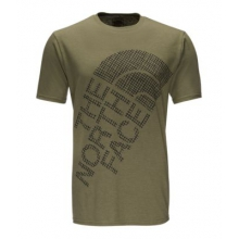 Men's S/S Jumbo Half Dome Tee by The North Face