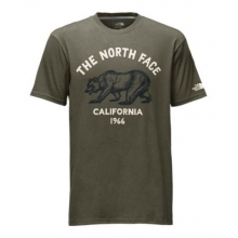 Men's S/S Reborn Roamer Tee by The North Face