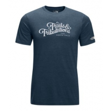 Men's S/S Trails And Tribulations Tri Tee by The North Face
