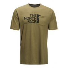 Men's S/S Unknown Explorer Pkt Tee by The North Face