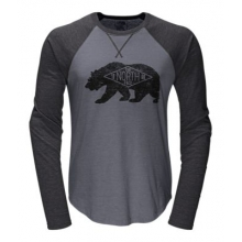 Men's L/S Bearitage Baseball Tee by The North Face
