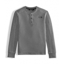 Boy's L/S Henley by The North Face in South Yarmouth Ma