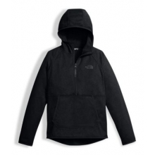 Boy's Tech Glacier 1/4 Zip Hoodie by The North Face in South Yarmouth Ma