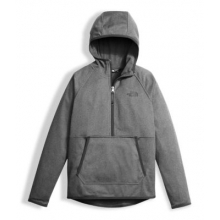 Boy's Tech Glacier 1/4 Zip Hoodie by The North Face in Sioux Falls SD