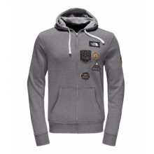 Men's Lfc Patches Full Zip Hoodie by The North Face in Squamish Bc