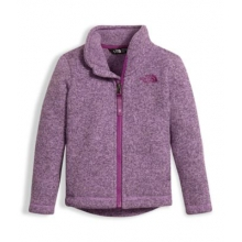 Toddler Girl's Crescent Full Zip by The North Face
