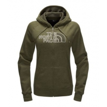 Women's Avalon Half Dome Full Zip Hoodie by The North Face
