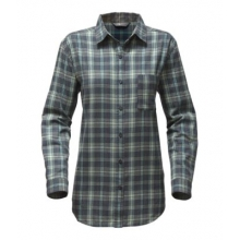 Women's L/S Boyfriend Shirt