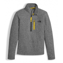Boy's Gordon Lyons 1/4 Zip by The North Face