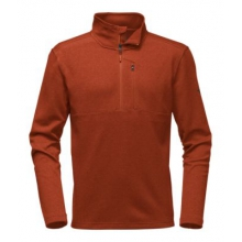 Men's Bi-Stretch Twill 1/4 Zip by The North Face