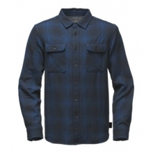 Men's L/S Alpine Zone Shirt by The North Face