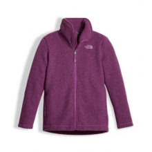 Girl's Crescent Full Zip by The North Face in Wakefield Ri