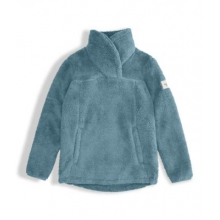 Girl's Campshire Pullover by The North Face in Succasunna Nj