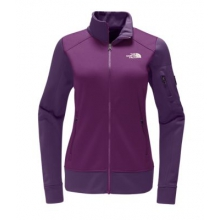 Women's Amazie Mays Full Zip by The North Face in Okemos Mi