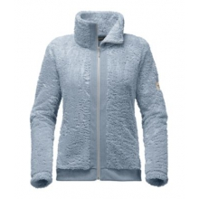 Women's Furry Fleece Full Zip by The North Face in Livermore Ca
