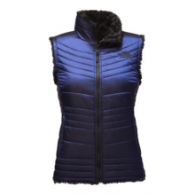 Women's Mossbud Swirl Vest by The North Face in Oxford Ms