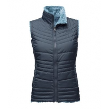 Women's Mossbud Swirl Vest by The North Face in Oro Valley Az