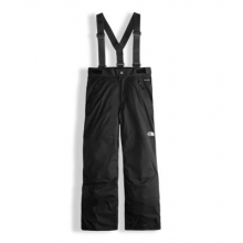Boy's Snowquest Suspender Pant by The North Face in Okemos Mi