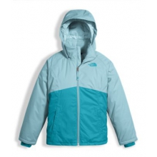 Girl's Near & Far Insulated Jacket by The North Face in Wakefield Ri