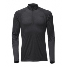 Men's Wool Baselayer L/S Zip Neck by The North Face