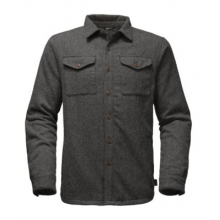Men's Cabin Fever Wool Shirt