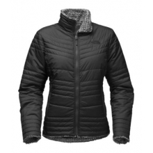 Women's Mossbud Swirl Jacket by The North Face in Evanston Il