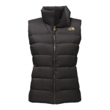 Women's Nuptse Vest by The North Face in Okemos Mi