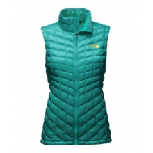 Women's Thermoball Vest by The North Face in Squamish Bc