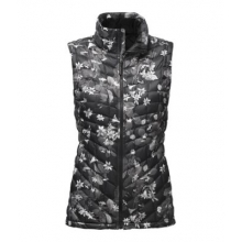 Women's Thermoball Vest by The North Face in Burbank Ca