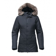 Women's Harway Insulated Parka by The North Face in Hot Springs Ar