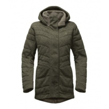 Women's Indi Insulated Parka by The North Face in Hope Ar