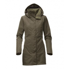 Women's Laney Trench Ii by The North Face in Santa Rosa Ca