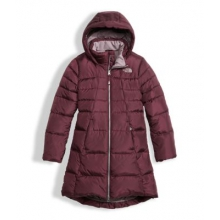 Girl's Elisa Down Parka by The North Face in South Yarmouth Ma
