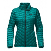 Women's Thermoball Full Zip by The North Face in Holland Mi
