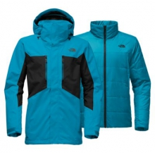 Men's Clement Triclimate Jacket-Tall by The North Face in Delray Beach Fl