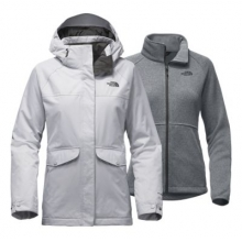 Women's Merriwood Triclimate Jacket by The North Face in Okemos Mi
