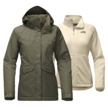 Women's Merriwood Triclimate Jacket by The North Face