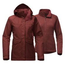Women's Merriwood Triclimate Jacket by The North Face in Los Angeles Ca