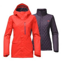 Women's Thermoball Snow Triclimate Jacket by The North Face in Succasunna Nj
