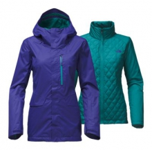 Women's Thermoball Snow Triclimate Jacket by The North Face in Prescott Az