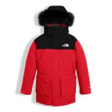 Boy's Mcmurdo Down Parka by The North Face in South Yarmouth Ma