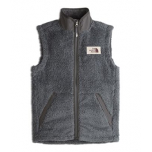 Boy's Campshire Vest by The North Face in Okemos Mi