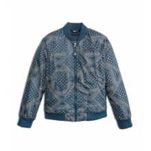 Girl's Flurry Wind Bomber Jacket by The North Face
