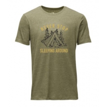 Men's Campin Tri-Blend Tee by The North Face