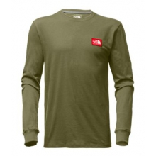 Men's L/S Patch Tee by The North Face in Norwalk Ct