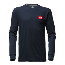 Men's L/S Patch Tee by The North Face in West Hartford Ct