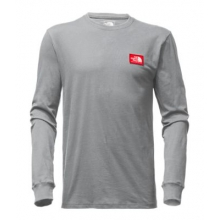 Men's L/S Patch Tee by The North Face in Johnstown Co