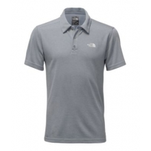 Men's Plaited Crag Polo by The North Face in Boulder Co