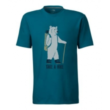 Men's S/S Walking Bear Tee by The North Face in Burbank Ca