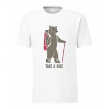 Men's S/S Walking Bear Tee by The North Face in Berkeley Ca